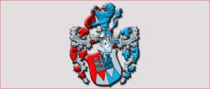 Header Rainer Ott Logo Familienwappen Ott Schlüsselfeld Franken Bayern